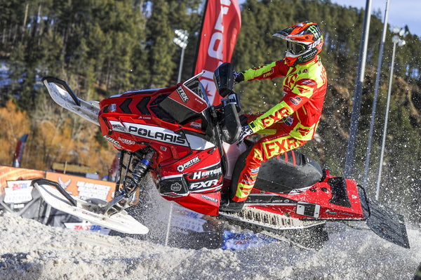 DEADWOOD, SD | US AIR FORCE DEADWOOD SNOCROSS