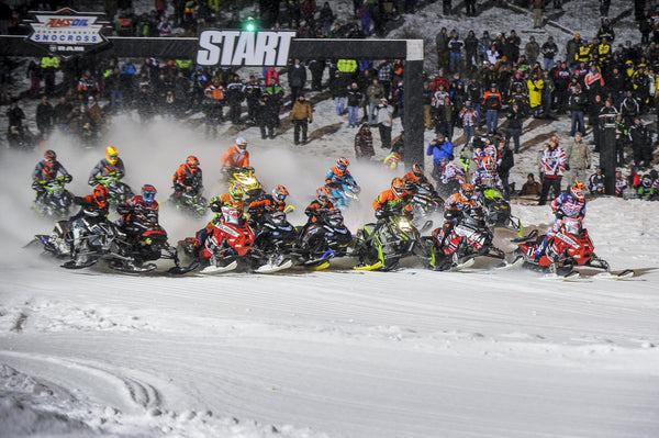 SALAMANCA, NY | US AIR FORCE SNOCROSS NATIONAL
