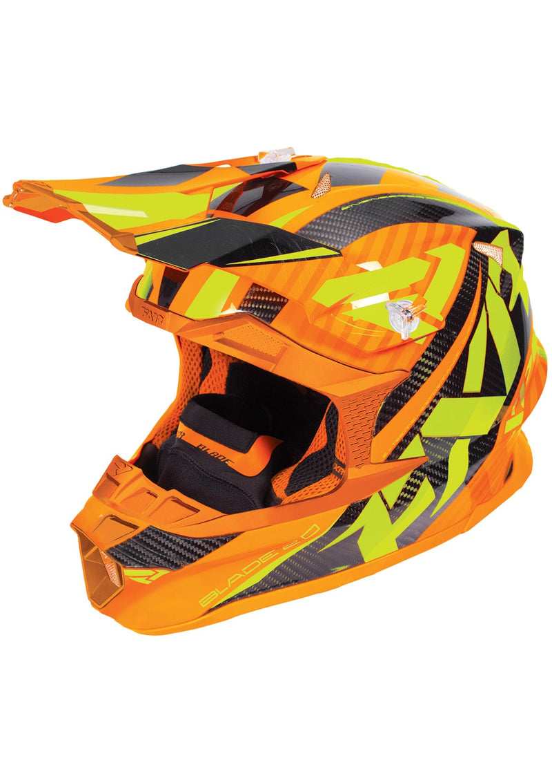 Blade 2.0 Carbon Throttle Helmet