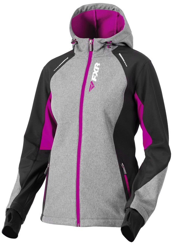 W Pulse Softshell Jacket 18