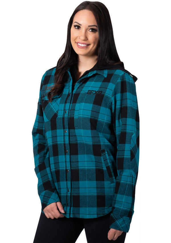W Timber Plaid Insulated Jacket 19