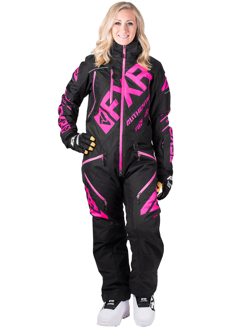 W CX Insulated Monosuit 19