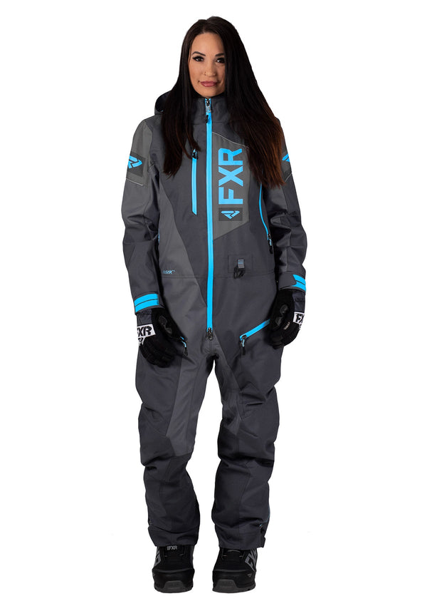 W Recruit Lite Monosuit 20