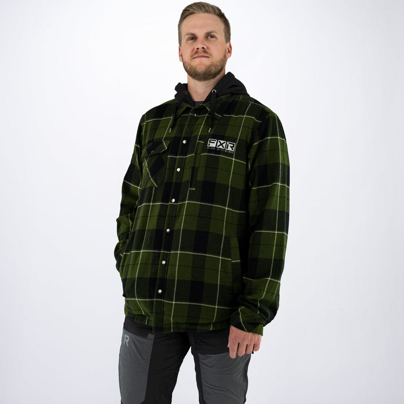 Men's Timber Insulated Flannel Jacket