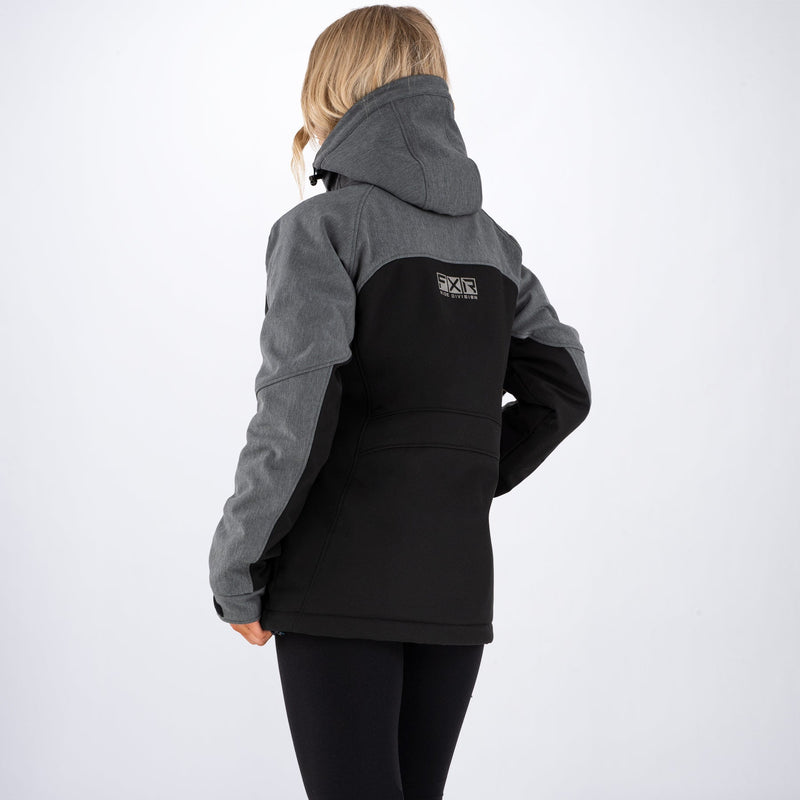 Women's Vertical Pro Insulated Softshell Jacket