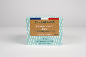 Kit de Fabrication - Shampooing Sec