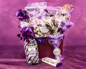 Huckleberry Party Time Gift Basket