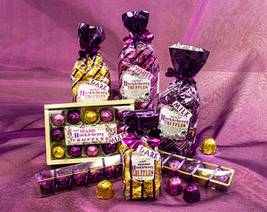 Best Chocolate Huckleberry Gourmet Truffles