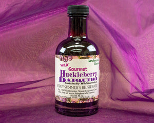 Add pizazz to your party with a dynamite huckleberry treat - hand crafted wild huckleberry daiquiri mix