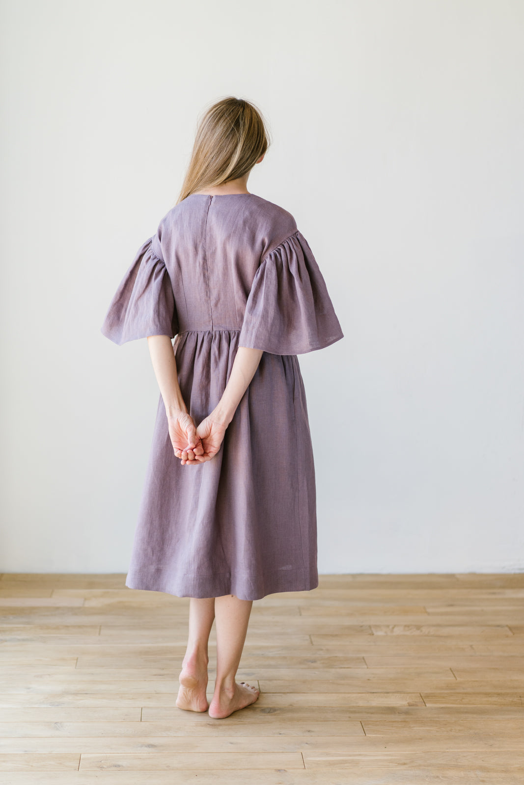 Intuitive Dress Wild Lavender