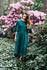 Intuitive Dress Forest Green