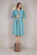 Intuitive Dress Sea Green
