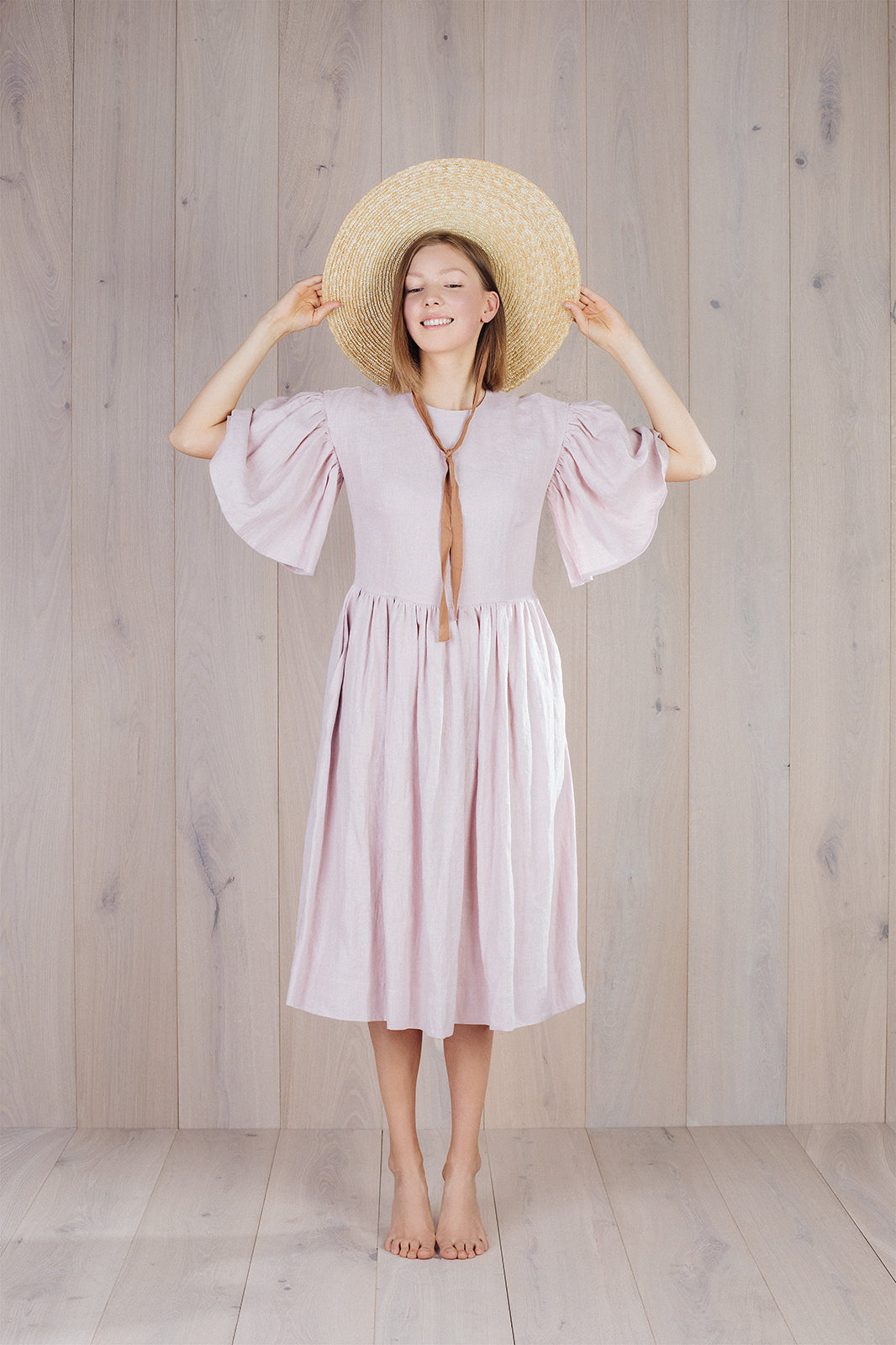 Intuitive Dress Light Pink