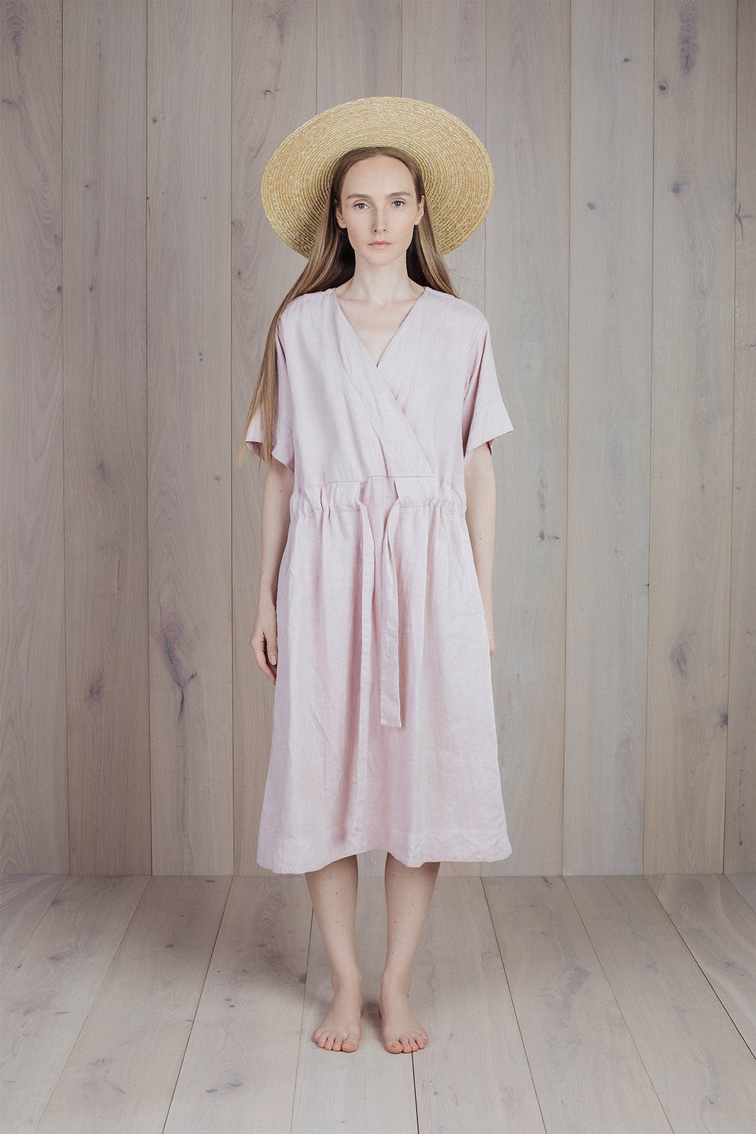 Silence Dress Light Pink