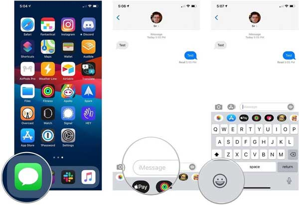 Emoji Apps for iPhone