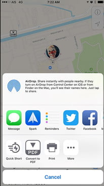 share-location-on-iphone