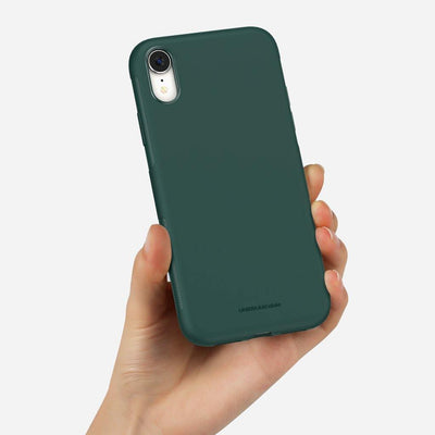 iPhone XR Soft TPU Phone Case - Green
