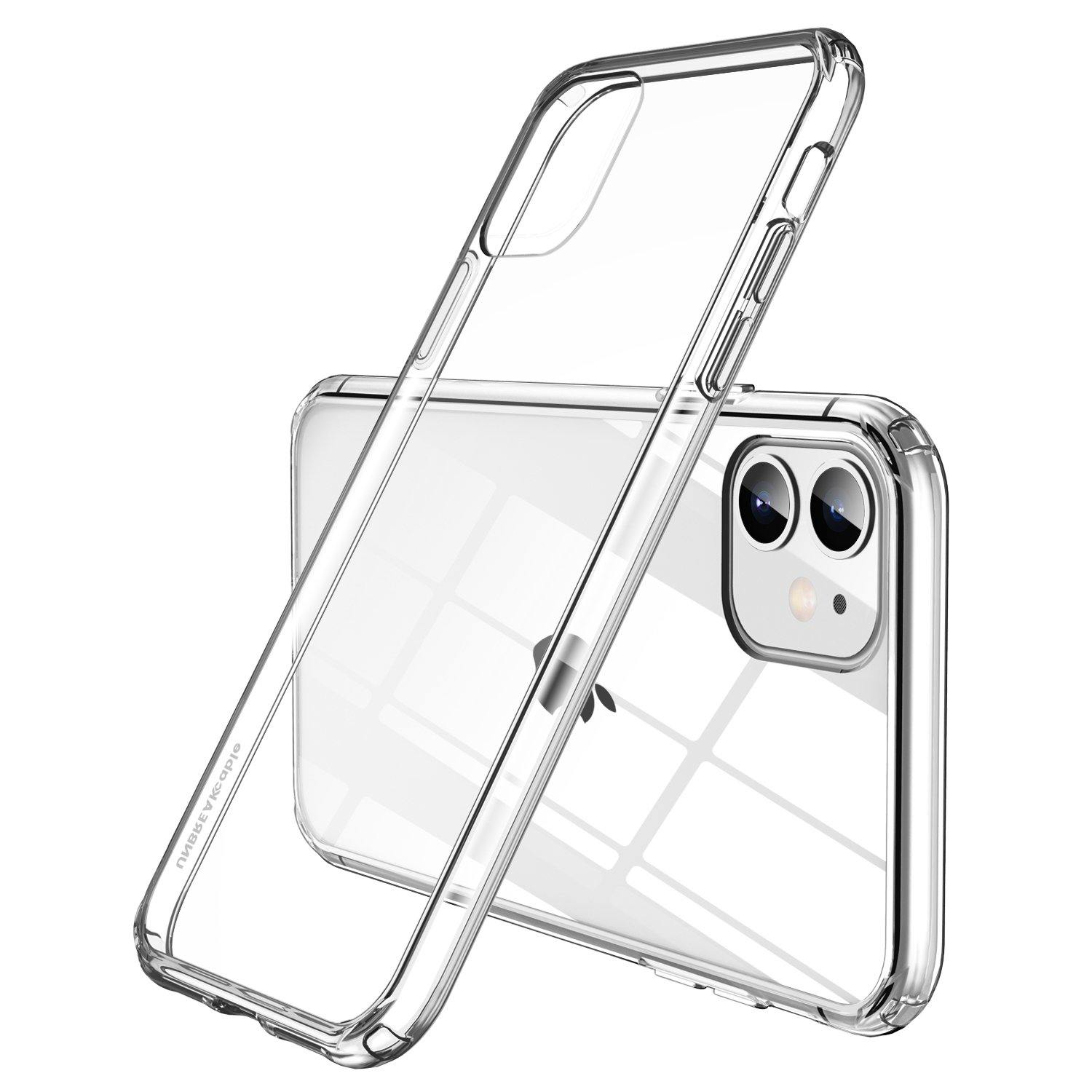 iPhone 11 PC+TPU Phone Case – Crystal Clear - UNBREAKcable