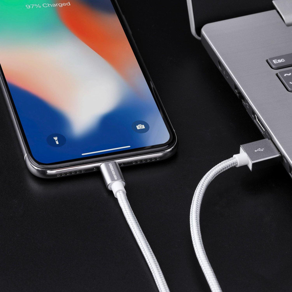 Beta Lightning Cable - 2m - UNBREAKcable