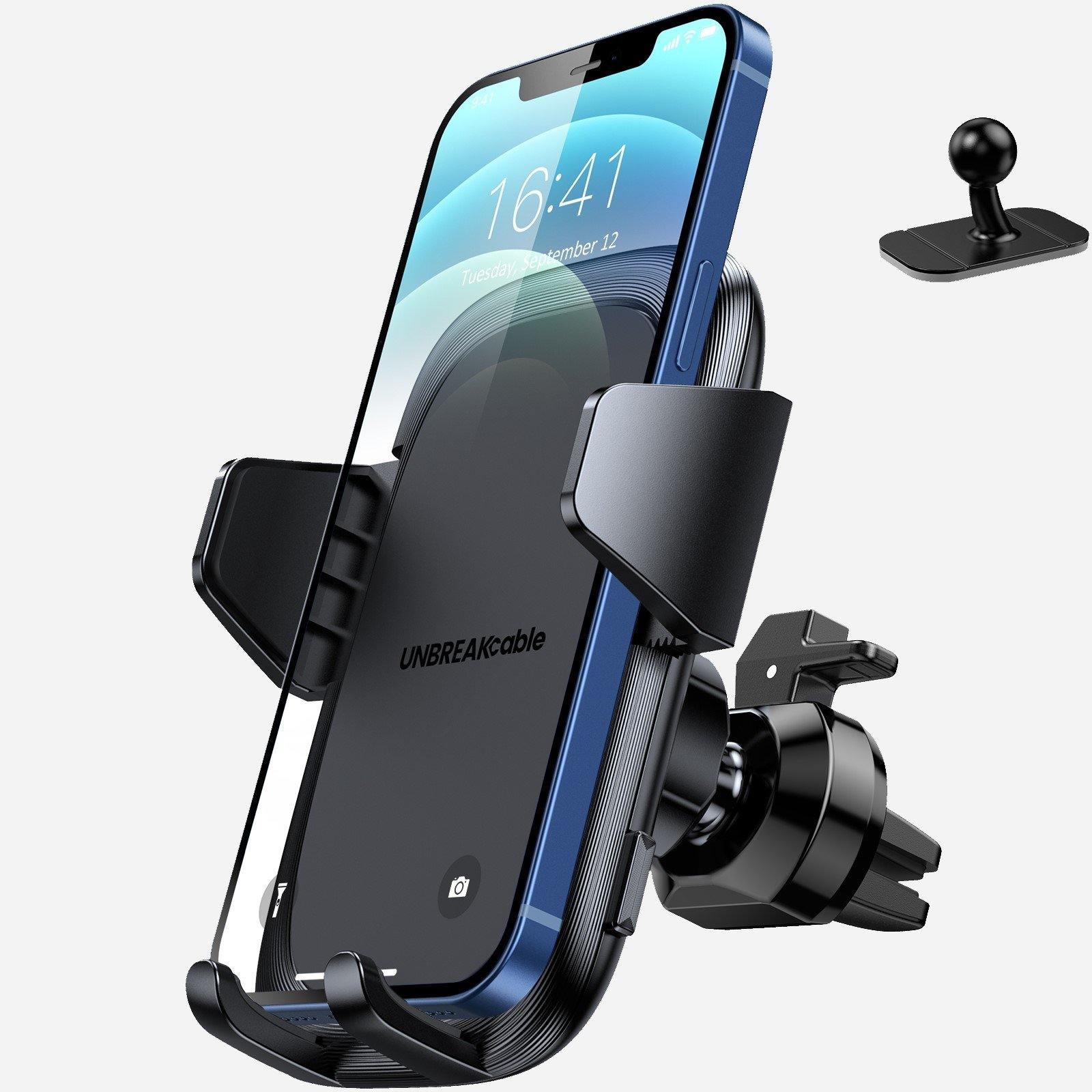 Universal Car Phone Holder for 4.7'' to 6.9'' Phone Car Mount
