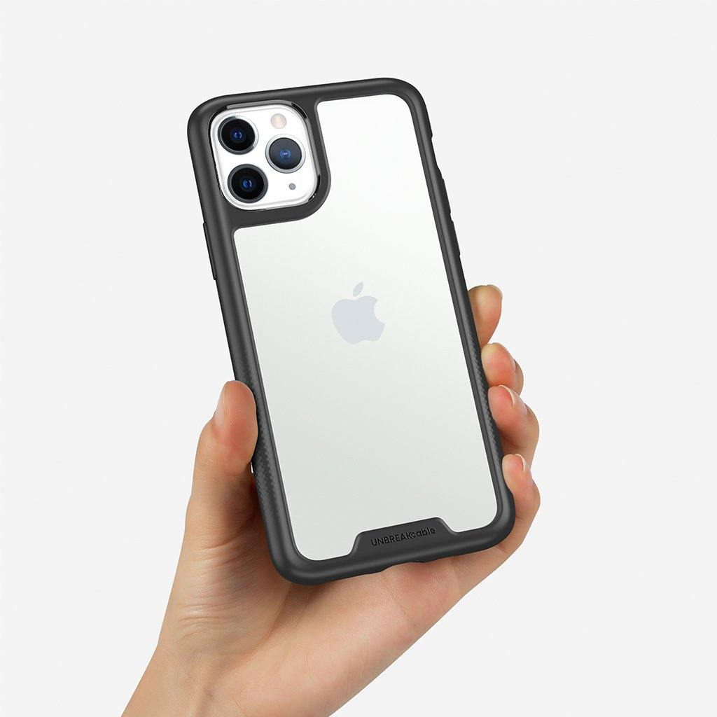 iPhone 11 Pro PC+TPU Phone Case – Black