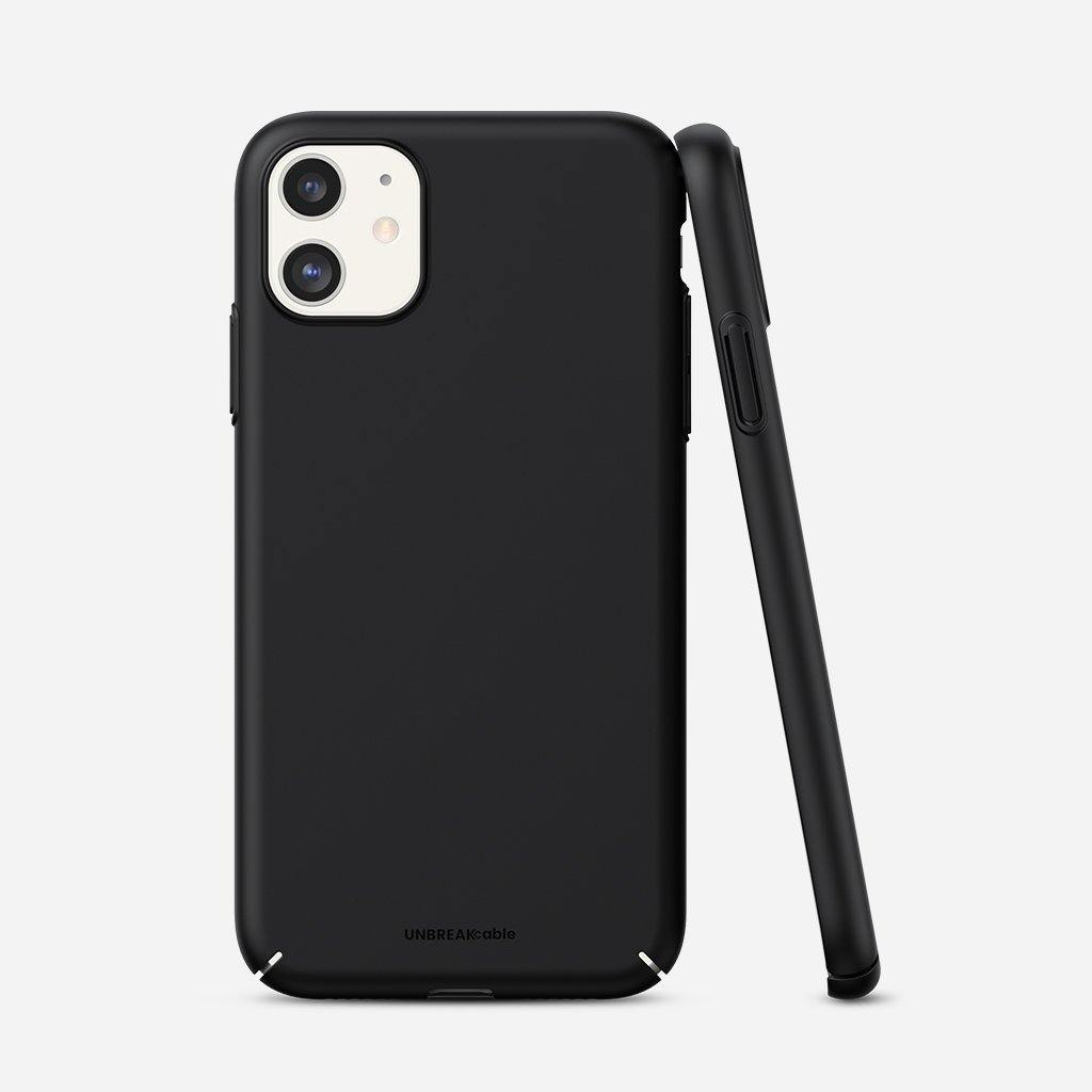 iPhone 11 Hard PC Phone Case – Black