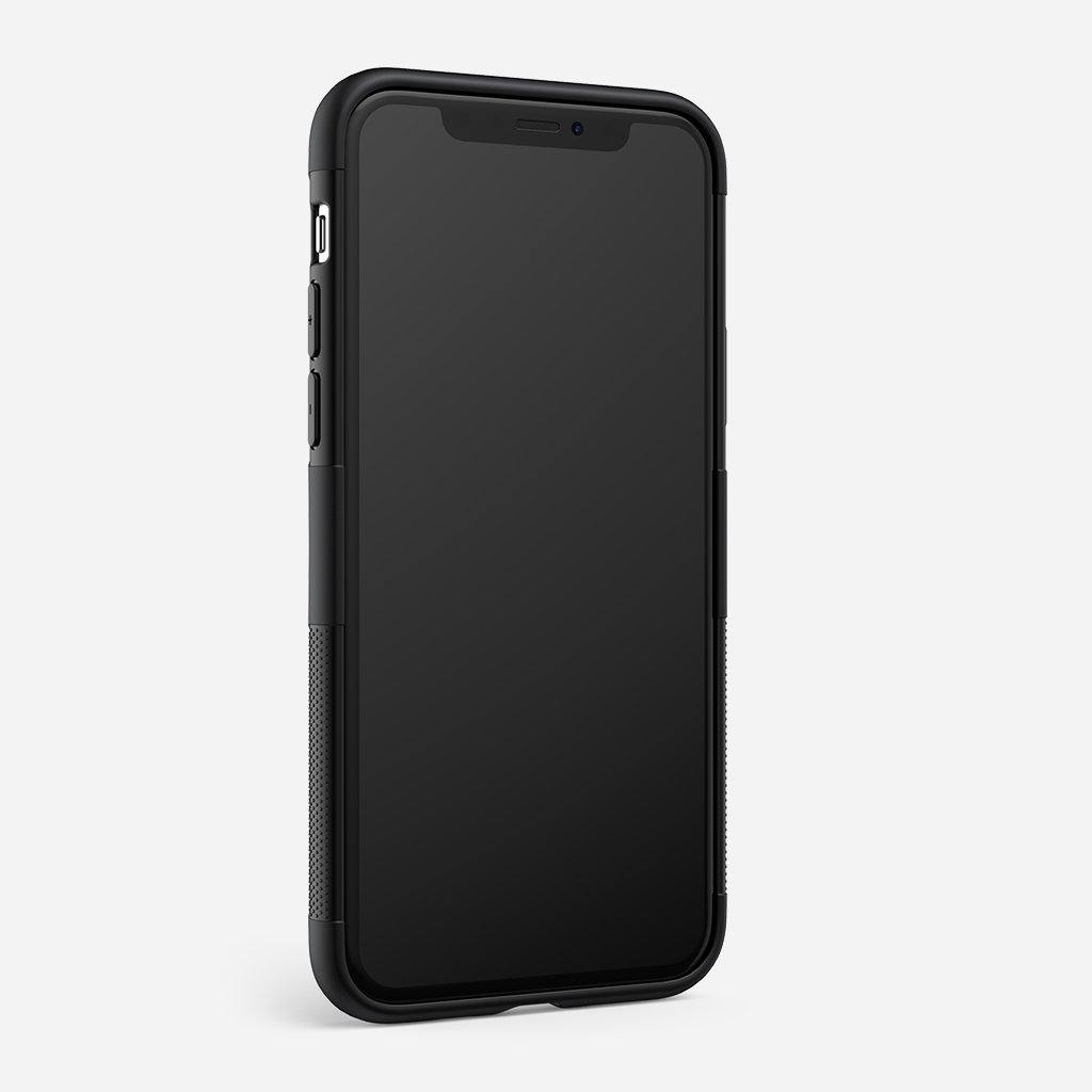 iPhone 11 Pro Soft TPU Phone Case - Black