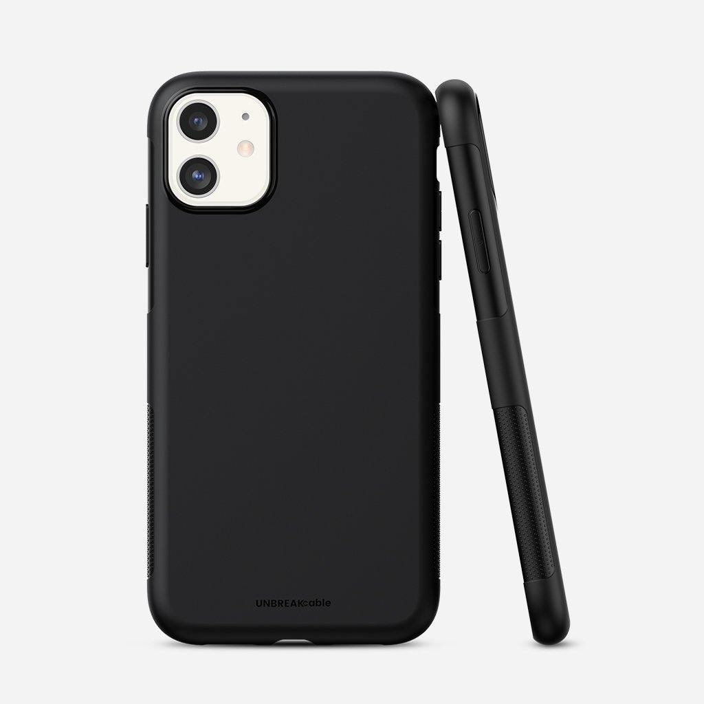 iPhone 11 Soft TPU Phone Case - Black