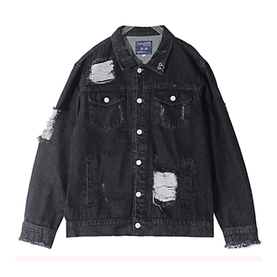 'Reem' Denim Jacket