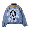 'Mother Mary' Denim Jacket