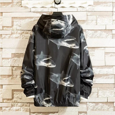 'Sharky' Windbreaker™