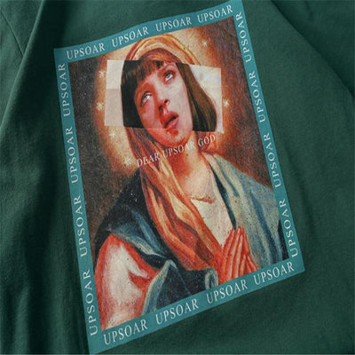 'Mary Fiction' T-Shirt