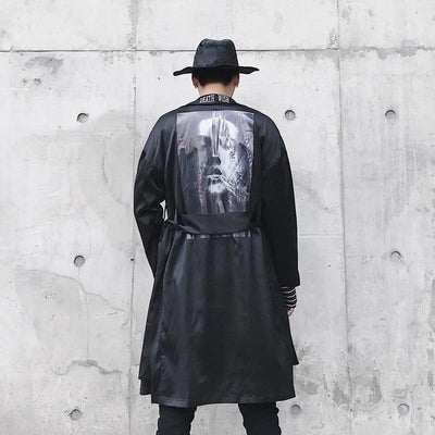'Akeno' Trench Coat
