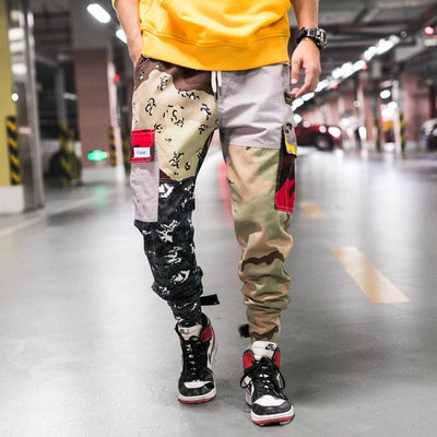 'Jungle' Cargo Pants