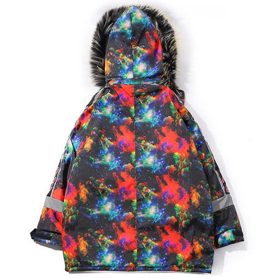 'Psilo' Winter Parka