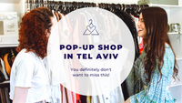 Dressed by Danielle Pop-Up Shop In Tel Aviv!