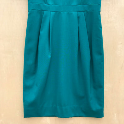 J.Crew Vneck Short Sleeve Tailored Dress