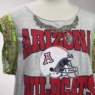 The Barown Arizona Wildcats Top