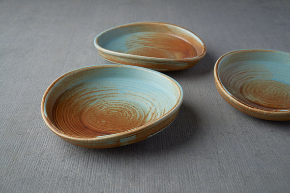Fire & Earth Wave Bowl