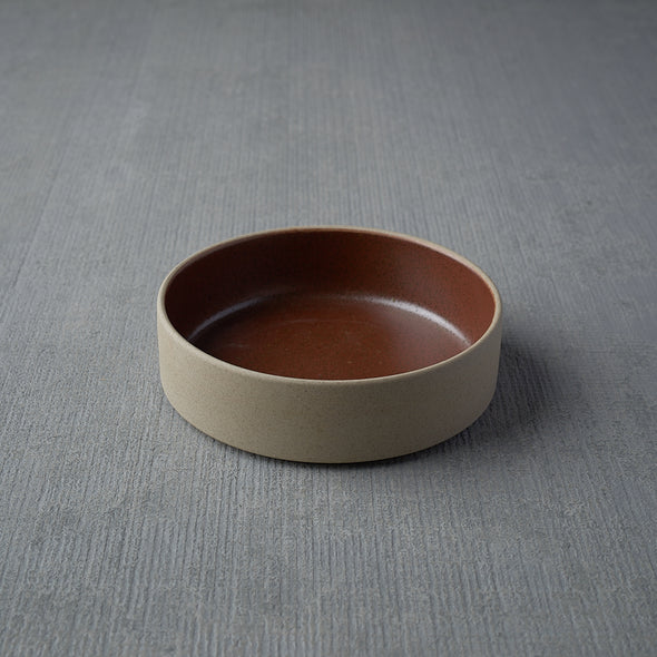 Bronze Straight Edge Snack Bowl