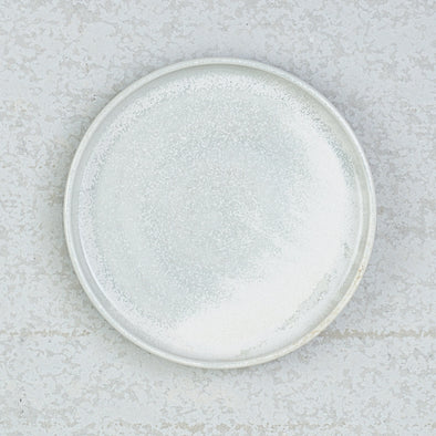 Ice Rounded Edge Dinner Plate