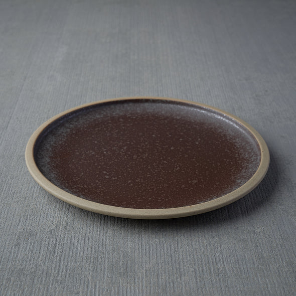 Leather Dinner Plate