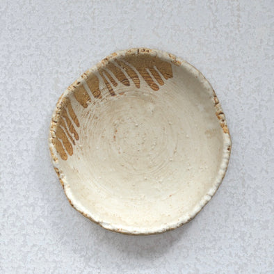 Oak Deep Serving Plate