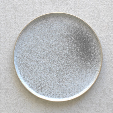Stone Polished Dinner Plate