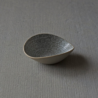Stone Polished Side Bowl