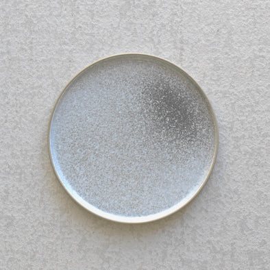 Stone Polished Salad Plate