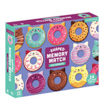 Cat Donut Memory Game