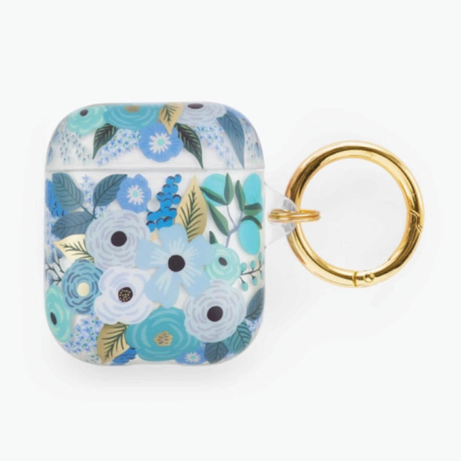 AirPods Case Garden Party Blue