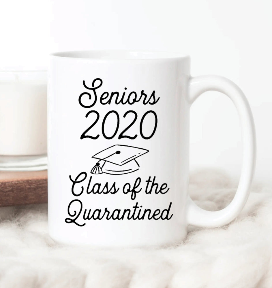 Seniors 2020, Class of the Quarantined Mug