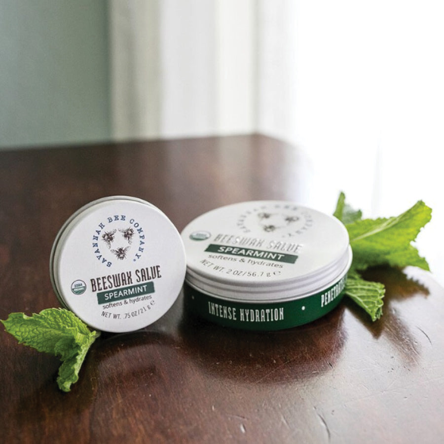 Original Spearmint Beeswax Salve